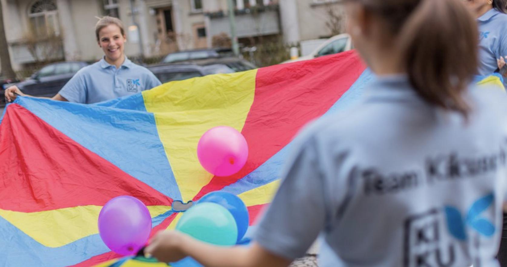 Kinderanimation Kikusch Ereignisse & Dekorationen in Berlin